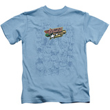 Juvenile: Justice League - On Call T-Shirt
