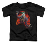 Toddler: Batman - Joker's Ave T-Shirt