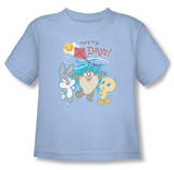 Toddler: Baby Looney Tunes -  Happy Days T-shirts