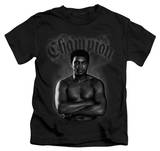 Youth: Muhammad Ali - Champion T-shirts