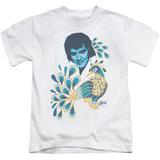 Juvenile: Elvis Presley - Peacock T-Shirt
