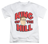 Youth: King Of The Hill - Logo T-shirts