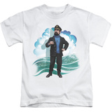 Juvenile: The Adventures of Tintin - Haddock T-shirts