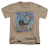 Juvenile: Space Ace - Borf T-shirts