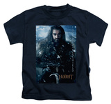 Youth: The Hobbit: An Unexpected Journey - Thorin Poster T-shirts
