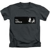 Youth: The Office - Sign Logo T-shirts