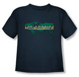 Toddler: Amazing Race - Around The World Shirt