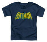 Toddler: Batman - Classic Batman Logo T-Shirt