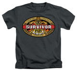 Youth: Survivor - Fiji Shirts