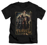 Juvenile: The Hobbit: An Unexpected Journey - The Three T-Shirt