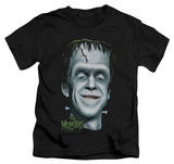 Juvenile: The Munsters - Herman's Head T-shirts