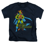 Juvenile: Martian Manhunter - Martian Manhunter T-shirts