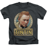 Juvenile: The Adventures of Tintin - Metal Shirts