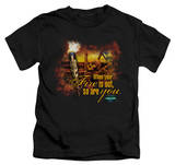 Youth: Survivor - Fires Out Shirts