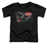 Toddler: Batman Beyond - Out Of The Frame Bluser