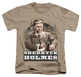Youth: The Three Stooges - Shernyuk Holmes T-shirts