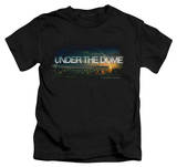 Juvenile: Under The Dome - Dome Key Art T-shirts