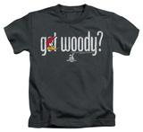 Juvenile: Woody Woodpecker - Got Woody T-Shirt