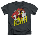 Juvenile: The Flash - Run Flash Run T-Shirt