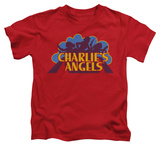 Youth: Charlie's Angels - Faded Logo T-shirts