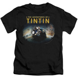 Youth: The Adventures of Tintin - Journey T-shirts