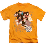 Juvenile: Saved By The Bell - It's All Right T-shirts