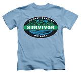 Juvenile: Survivor - Borneo T-shirts
