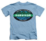Youth: Survivor - Borneo T-shirts