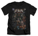 Juvenile: Justice League - No.1 Cover T-shirts