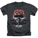Youth: Top Gun - Goose Helmet Shirt