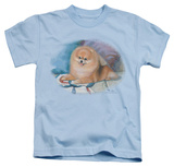 Youth: Wildlife - Pomeranian Portrait T-shirts