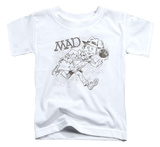 Toddler: Mad Magazine - Sketch Shirts