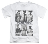 Youth: The Village People - Panels Shirts