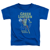 Toddler: Green Lantern - Fully Charged T-shirts