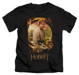 Youth: The Hobbit: An Unexpected Jouney - Bilbo Poster Shirts