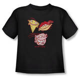 Toddler: Ed, Edd n Eddy - Three Heads Shirt