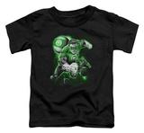 Toddler: Green Lantern - Lantern Planet Shirt