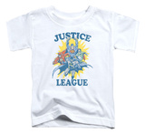 Toddler: Justice League - Let's Do This T-shirts