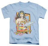 Juvenile: Wonder Woman - Invisible Jet Shirt