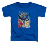 Toddler: Justice League - Unlimited T-shirts