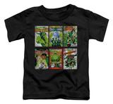 Toddler: Green Lantern - GL Covers Shirts