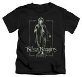 Juvenile: The Hobbit: An Unexpected Jouney - Bilbo Stare T-Shirt