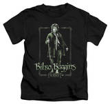 Youth: The Hobbit: An Unexpected Jouney - Bilbo Stare Shirt