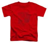 Toddler: Superman - Code Red Shirt