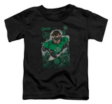 Toddler: Green Lantern - Green Lantern No.1 Distress Shirt