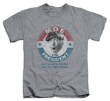 Youth: The Three Stooges - Moe For President T-Shirt