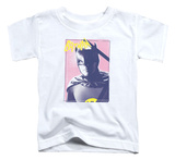Toddler: Batman Classic TV - Wayne 80's T-Shirt