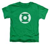 Toddler: Green Lantern - Green Lantern Logo T-Shirt