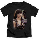 Juvenile: Xena: Warrior Princess - Warrior Princess T-shirts