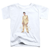Toddler: Elvis Presley - Gold Lame Suit Shirts